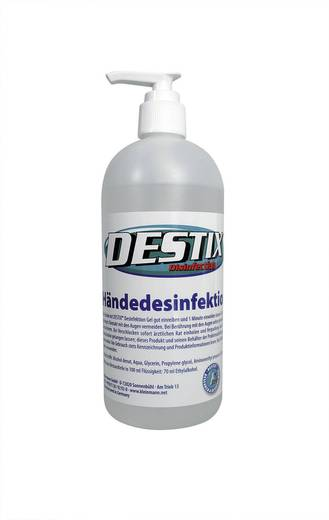 Destix Handdesinfektions-Gel DX4030 500 ml