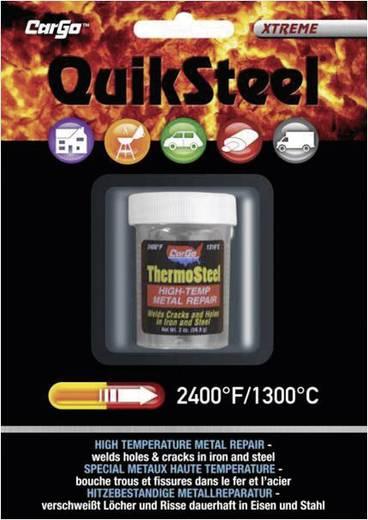 QuikSteel 18003EU Thermosteel hitzebeständige Metallreperaturmasse 85 g
