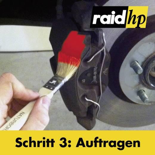 Bremssattellack Rot raid hp 350001 1 Set