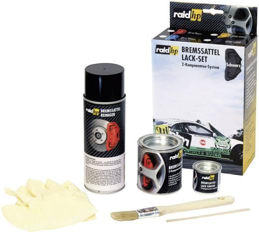 Bremssattellack Schwarz raid hp 350004 1 Set