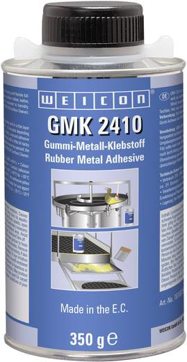 WEICON GMK 2410 Gummi-Metall-Kleber 16100350 350 g