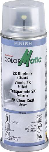 2K Klarlack mit Härter ColorMatic 187216 200 ml