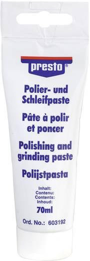Polier- und Schleifpaste Presto 603192 70 ml