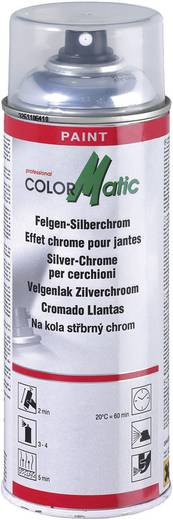 Felgen-Silberchrom ColorMatic 696879 400 ml