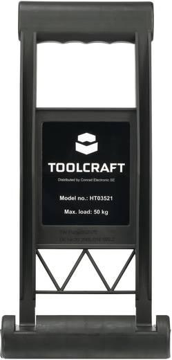 TOOLCRAFT 478501 Plattentragehilfe Tragkraft: 50 kg