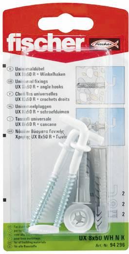 Fischer UX 8 x 50 WH N K Universaldübel 50 mm 8 mm 94296 2 St.