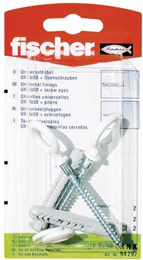Universaldübel Fischer UX 8 x 50 OH N K 50 mm 8 mm 94297 2 St.