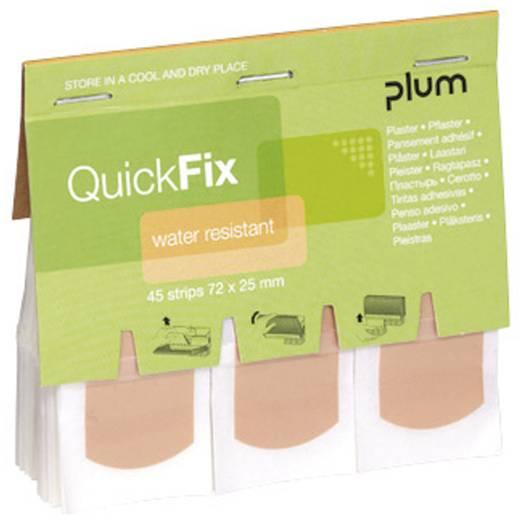 PLUM BR350045 QuickFix Nachfüllpack Wasserfeste Pflaster