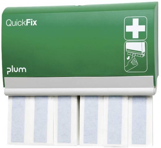 Pflasterspender (B x H x T) 233 x 134 x 33 mm inkl. Wandhalterung PLUM BR356005