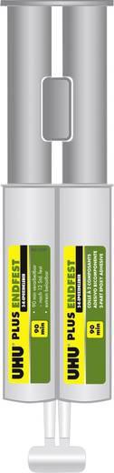 UHU Plus Endfest Zwei-Komponentenkleber 45585 25 g