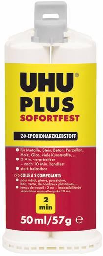 UHU Plus Sofortfest Zwei-Komponentenkleber 45675 50 ml