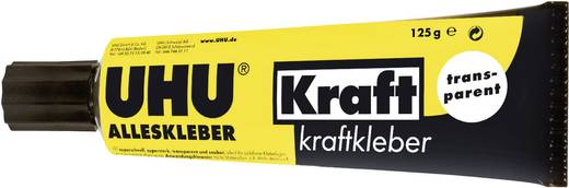 UHU Alleskleber Kraft transparent 45065 125 g