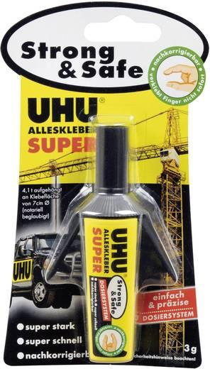 UHU Alleskleber Super Strong & Safe Dosiersystem 46815 3 g