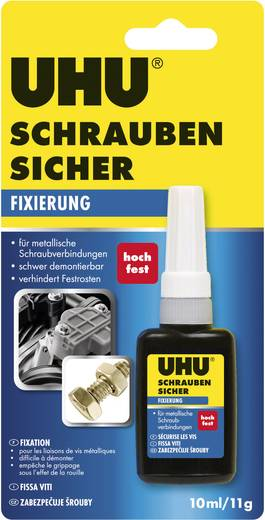 Schraubensicherung Festigkeit: hoch 10 ml UHU 45815