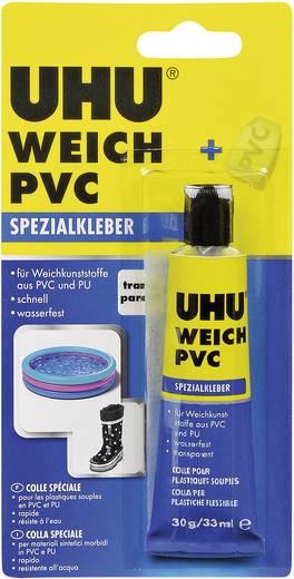 UHU WEICH PVC Kunststoffkleber 46655 30 g