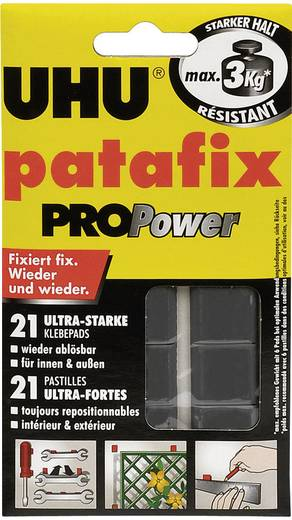 UHU patafix PROPower Anthrazit 47905