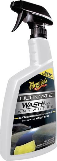 Lackreiniger Meguiars Wash & Wax Anywhere G3626EU 768 ml