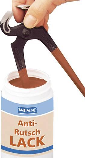 Wenko Anti-Rutsch Lack Farbe Dunkelrot 5504010500 200 ml
