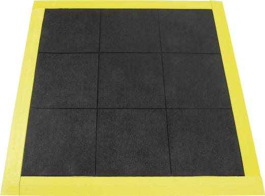COBA Europe ST010001 Arbeitsplatzmatte Solid Fatigue Step (L x B) 0.9 m x 0.9 m 1 St.