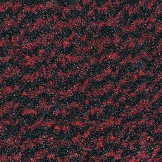 COBA Europe VP010307C Schmutzfangmatte Vyna-Plush Schwarz/Grau (Meterware) 1 m