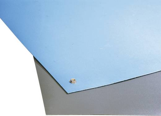 COBA Europe HR020002KEU ESD Matte HR Matting Blau (L x B) 3 m x 1.2 m 1 St.