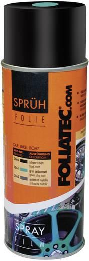 Sprühfolie Schwarz Glänzend Foliatec 2036 400 ml
