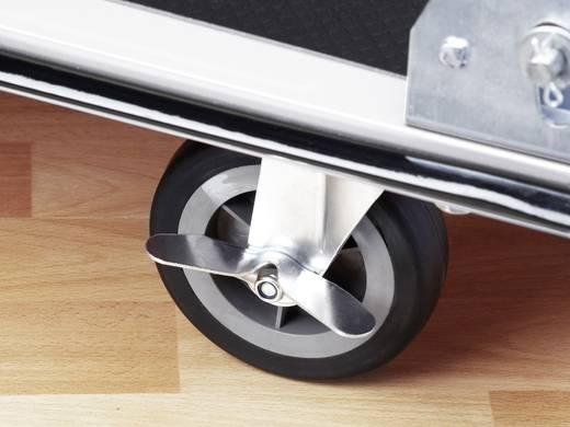 Plattformwagen klappbar, mit Ablagefach Stahl Traglast (max.): 300 kg Meister Werkzeuge 8985630