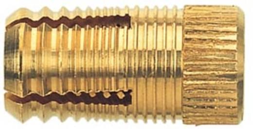 Messingdübel Fischer PA 4 M 8/25 25 mm 10 mm 50485 50 St.
