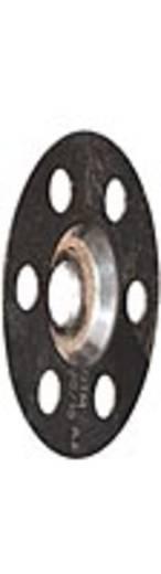 Dämmstoffteller Fischer DTM 60/10 A4 3 mm 60 mm 88805 100 St.