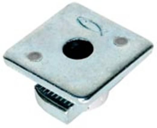 Schienenmutter M8 100 St. Fischer FCN Clix M 8 504345