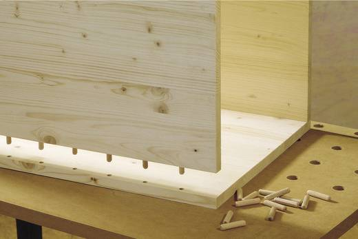 Holzdübel Wolfcraft 30 mm 6 mm 2905000 200 St.