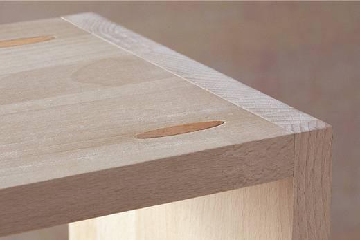 Holzdübel Wolfcraft 40 mm 9.5 mm 2939000 30 St.