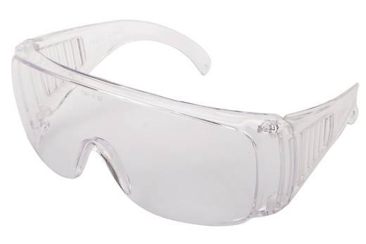 Schutzbrille Wolfcraft 4879000 Transparent