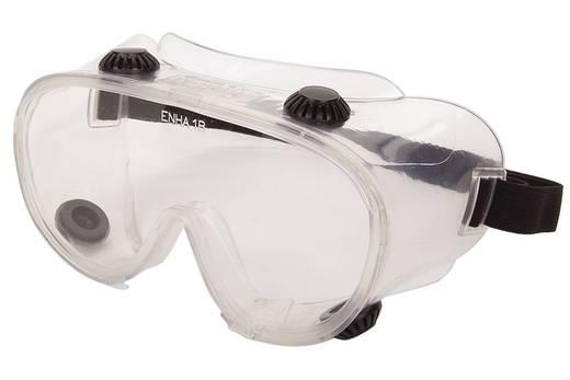 Vollsichtbrille Wolfcraft 4880000 Schwarz
