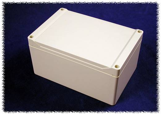 Universal-Gehäuse 200 x 120 x 90 Polycarbonat Grau Hammond Electronics 1555U2GY 1 St.