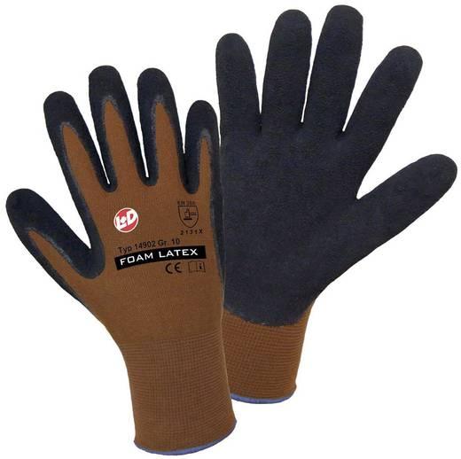 Nylon Arbeitshandschuh Größe (Handschuhe): 10, XL EN 388:2016 CAT II L+D worky Nylon Latex FOAM 14902 1 Paar