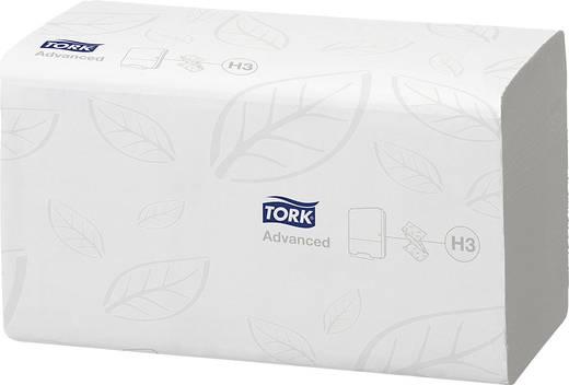 Papierhandtücher 2 lagig 15 Pckg. TORK Zickzack Advanced 290163 Passend für: Tork H3