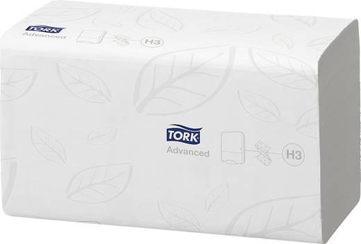 Papierhandtücher 2 lagig 15 Pckg. TORK Zickzack Advanced 290179 Passend für: Tork H3