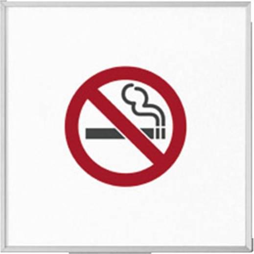 Madrid Türschid 120 mit Pikto Rauchen verboten (L x B) 120 mm x 120 mm