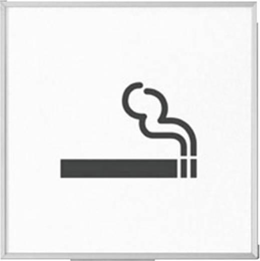 Madrid Türschid 120 mit Pikto Rauchen (L x B) 120 mm x 120 mm