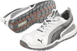Chaussures basses de sécurité S3 Taille: 41 PUMA Safety Monaco Low 642650 coloris blanc, gris 1 paire