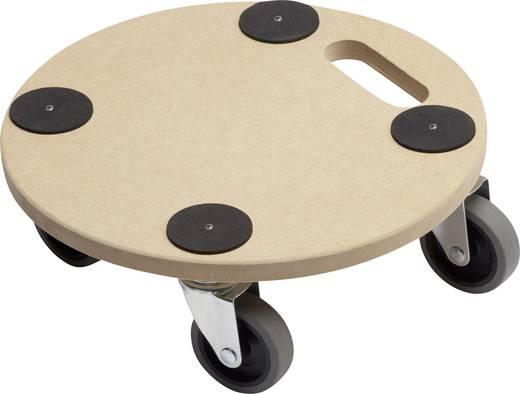 Transportroller Holz Traglast (max.): 150 kg Meister Werkzeuge 0821360 0821360