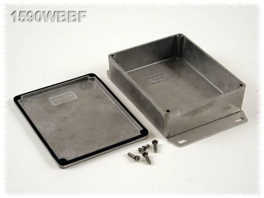 Universal-Gehäuse 118.5 x 93.5 x 34 Aluminium Natur Hammond Electronics 1590WBBF 1 St.