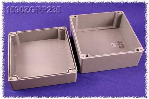 Hammond Electronics 1590ZGRP235 Universal-Gehäuse 255 x 250 x 160 Polyester Grau 1 St.