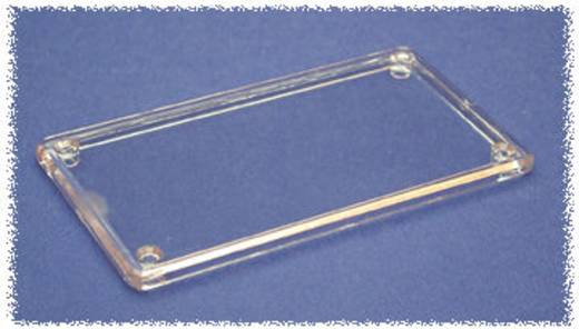 Gehäusedeckel (L x B) 120 mm x 120 mm Polycarbonat Natur Hammond Electronics 1591VC 1 St.
