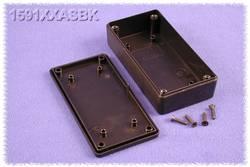 Boîtier universel Hammond Electronics 1591XXASBK ABS noir 100 x 51 x 26 1 pc(s)