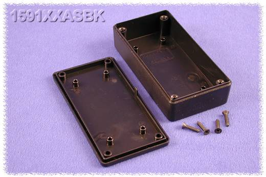 Universal-Gehäuse 100 x 51 x 26 ABS Schwarz Hammond Electronics 1591XXASBK 1 St.