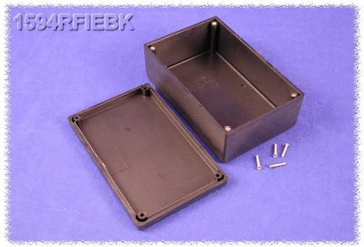 Universal-Gehäuse 167 x 107 x 65 ABS Schwarz Hammond Electronics 1594RFIEBK 1 St.