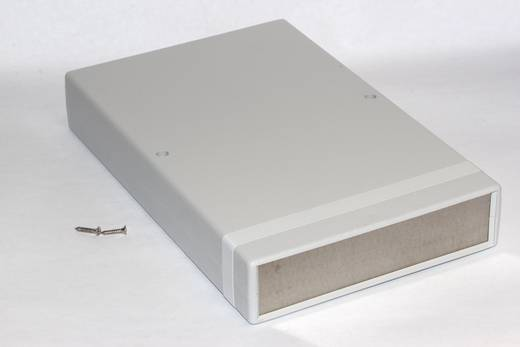 Instrumenten-Gehäuse 250 x 160 x 40 ABS Grau Hammond Electronics 1598FSGY 1 St.