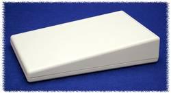 Boîtier pupitre Hammond Electronics 1599KTLGY ABS gris (L x l x h) 220 x 140 x 40 mm 1 pc(s)